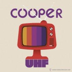 Discos de vinilo: MNLP +CD COOPER UHF VINILO LOS FLECHAZOS EDICION RECORD STORE DAY. Lote 97128443