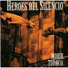 Dischi in vinile: HÉROES DEL SILENCIO - MORIR TODAVÍA - SINGLE 7' - 2007. Lote 169880820