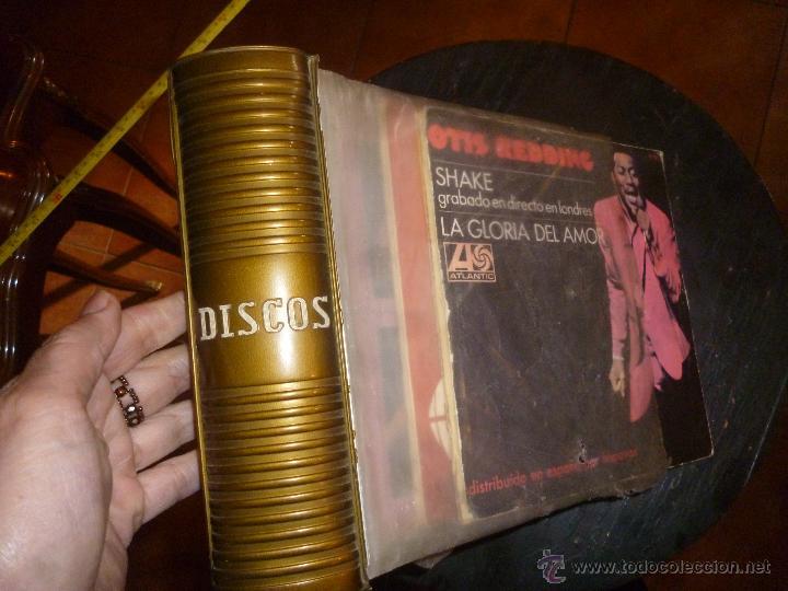 ALBÚM CON 26 DISCOS SINGLES (Música - Discos - Singles Vinilo - Grupos Españoles de los 70 y 80)