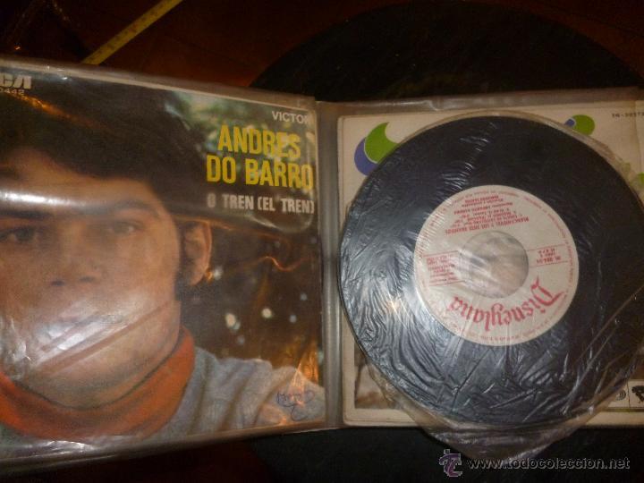 Discos de vinilo: ALBÚM CON 26 DISCOS SINGLES - Foto 3 - 46355201