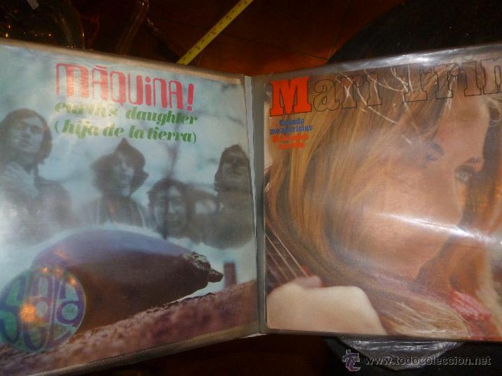 Discos de vinilo: ALBÚM CON 26 DISCOS SINGLES - Foto 4 - 46355201