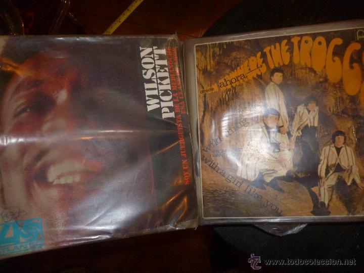 Discos de vinilo: ALBÚM CON 26 DISCOS SINGLES - Foto 7 - 46355201