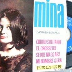 Discos de vinilo: MINA EN ESPAÑOL - EP 1964. Lote 46360343