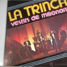 Discos de vinilo: MAGNIFICO LP DE -LA TRINCA -. Lote 46360565
