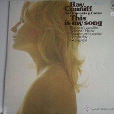 Discos de vinilo: MAGNIFICO LP DE - RAY - CONNIFF -. Lote 46360668