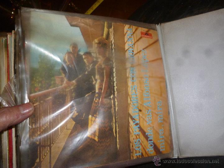 Discos de vinilo: ALBÚM CON 26 DISCOS SINGLES - Foto 12 - 46355201