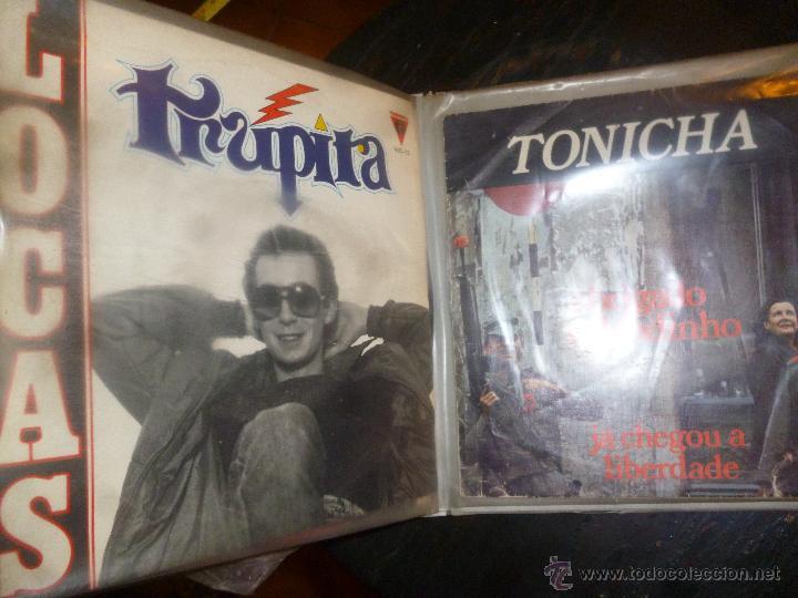 Discos de vinilo: ALBÚM CON 26 DISCOS SINGLES - Foto 13 - 46355201