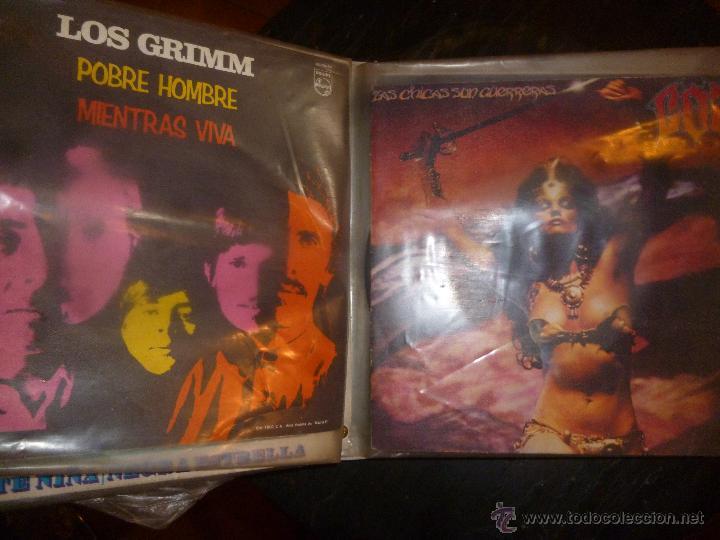 Discos de vinilo: ALBÚM CON 26 DISCOS SINGLES - Foto 15 - 46355201