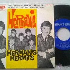 Discos de vinilo: HERMAN'S HERMITS / HERMONIA. Lote 46363722
