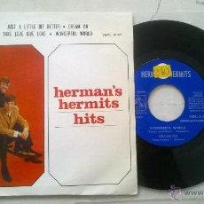 Discos de vinilo: HERMAN'S HERMITS/ HITS. Lote 46365774