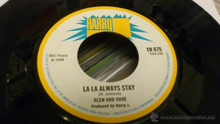 Discos de vinilo: Harry j All stars - Glen and dave - Liquidator Single vinilo Harry records Ska Reggae Rocksteady - Foto 2 - 46369845