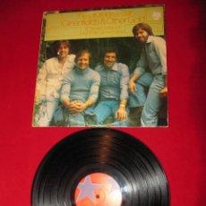 Discos de vinilo: LP THE BROTHERS FOUR GREENFIELDS & SOUND AFFECTS VINILO . Lote 46372229