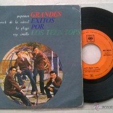 Discos de vinilo: GRANDES EXITOS POR LOS TEEN TOPS/ POTOTITOS. Lote 46377038