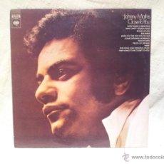 Discos de vinilo: JOHNNY MATHIS - CLOSE TO YOU - LP . Lote 46380504