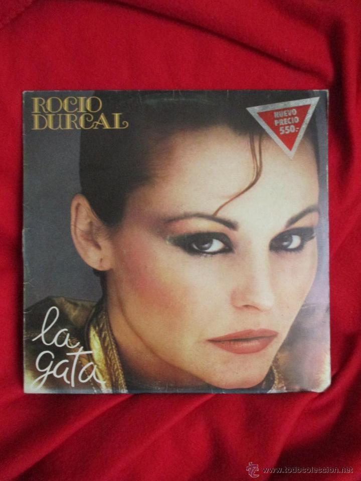 ROCIO DURCAL (LA GATA) (Música - Discos de Vinilo - EPs - Solistas Españoles de los 70 a la actualidad)