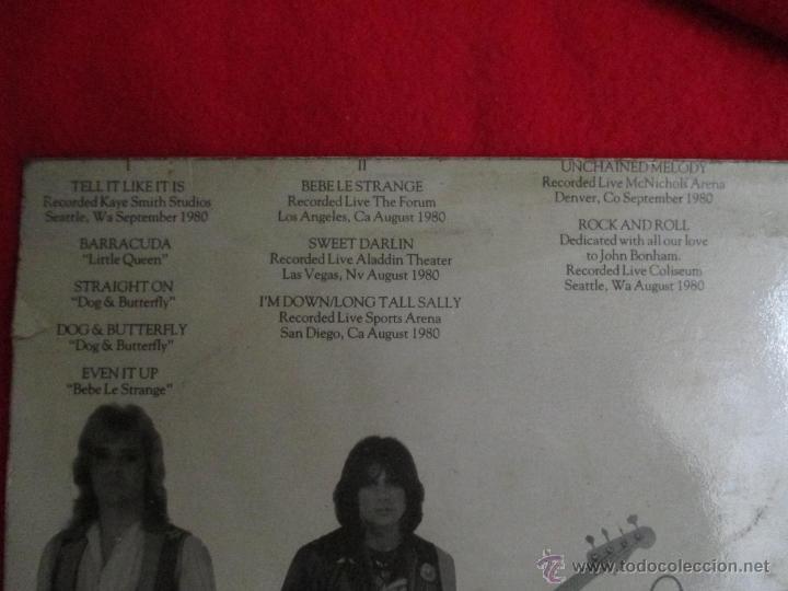 Discos de vinilo: HEART - Foto 2 - 46383280