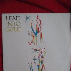 Discos de vinilo: LEAD INTO GOLD (AGE OF REASON). Lote 46384372
