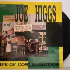 Discos de vinilo: VINILO - JOE HIGGS - LIFE OF CONTRADICTION. Lote 46386314