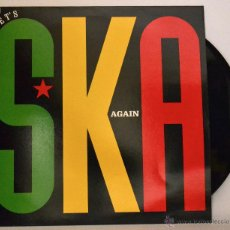 Discos de vinilo: VINILO - LET'S SKA AGAIN - VARIOUS ARTISTS. Lote 46386429