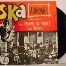 Discos de vinilo: VINILO - SKA AUTHENTIC - THE ORIGINAL SKA-TALITES FROM JAMAICA - STUDIO ONE. Lote 46386526