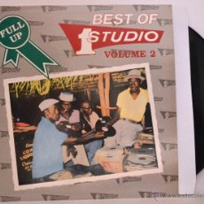 Discos de vinilo: VINILO - BEST OF 1 STUDIO - FULL UP - VOLUME 2. Lote 46386909