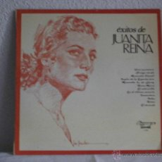 Discos de vinilo: LP EXITOS DE JUANITA REINA. Lote 46390537