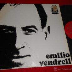 Discos de vinilo: EMILIO VENDRELL LP 1966 REGAL. Lote 46394353