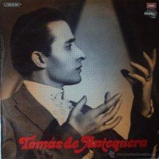 Discos de vinilo: TOMÁS DE ANTEQUERA - CABALLITO MORO - EDICIÓN DE 1973 DE ESPAÑA. Lote 46395276