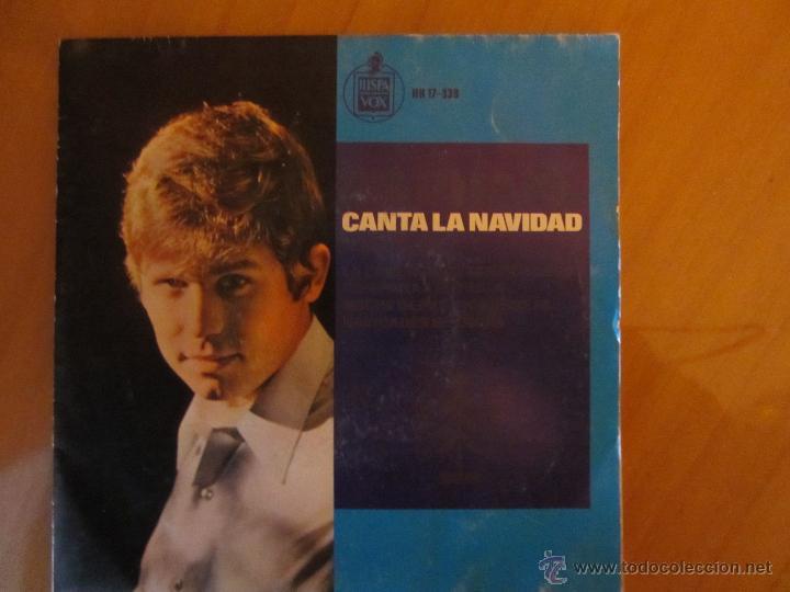RAPHAEL CANTA LA NAVIDAD- 4 PRECIOSOS TEMAS- HISPAVOX 1965 (Música - Discos de Vinilo - Maxi Singles - Solistas Españoles de los 50 y 60)