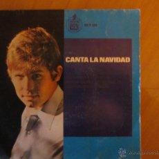 Discos de vinilo: RAPHAEL CANTA LA NAVIDAD- 4 PRECIOSOS TEMAS- HISPAVOX 1965. Lote 46397700