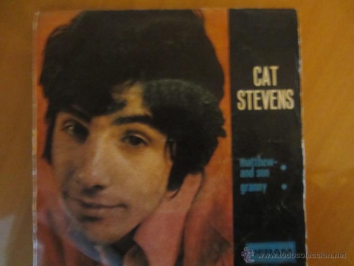CAT STEVENS- MATTHEW AND SON- GRANNY- DERAM 1966 (Música - Discos - Singles Vinilo - Cantautores Internacionales)