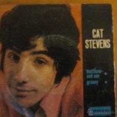 Discos de vinilo: CAT STEVENS- MATTHEW AND SON- GRANNY- DERAM 1966. Lote 46400146