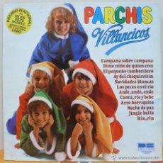 Discos de vinilo: PARCHIS - VILLANCICOS (LP 1980) CON EL BELEN DESPLEGABLE. Lote 46404350