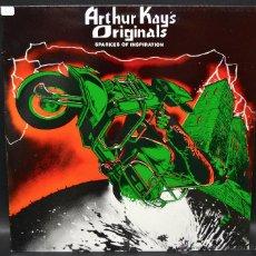 Discos de vinilo: ARTHUR KAY AND THE ORIGINALS. Lote 46405442