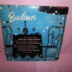 Discos de vinilo: BAILEMOS Y SUS ORQUESTAS. Lote 46406401
