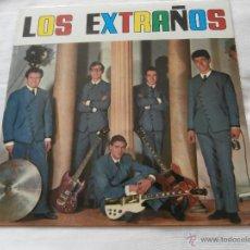 Discos de vinilo: LOS EXTRAÑOS LP HISTORIA DE LA MUSICA POP ESPAÑOLA VOL.1 (1986) *DESCATALOGADO*BUENA CONDICION. Lote 46407064