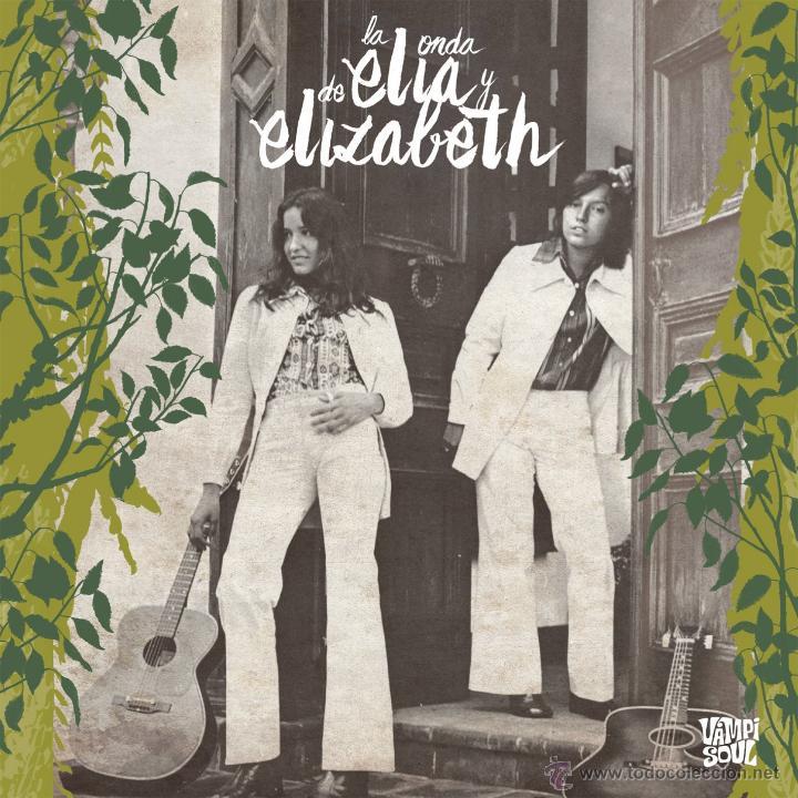 LP LA ONDA DE ELIA Y ELIZABETH VINILO (Música - Discos - LP Vinilo - Grupos Españoles de los 70 y 80)