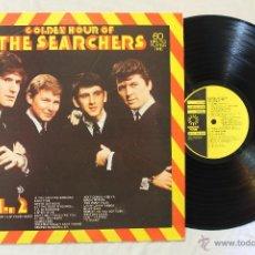 Discos de vinilo: THE SEARCHERS VOL.2 GOLDEN HOUR OF LP VINYL MADE IN ENGLAND 1973. Lote 46413377