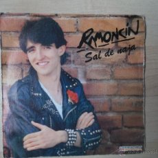 Discos de vinilo: RAMONCIN SAL DE NAJA HISPAVOS 1982. Lote 46427963