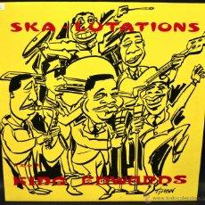 Discos de vinilo: VINILO SKA - LUTATIONS FROM KING EDWARDS. Lote 46429098