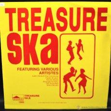 Discos de vinilo: TREASURE SKA FEATURING VARIOUS ARTISTES. Lote 46438812