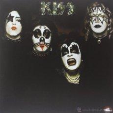Discos de vinilo: LP KISS VINILO 180G + MP3 DOWNLOAD HEAVY METAL. Lote 46452945