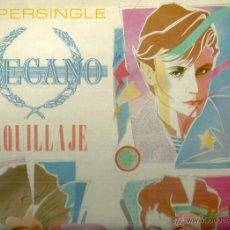 Discos de vinilo: MECANO MAXI-SINGLE DEL SELLO CBS AÑO 1982. Lote 46456469