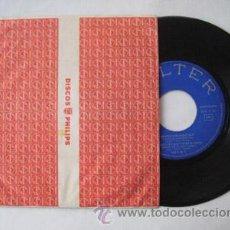 Discos de vinilo: LOS T.N.T. : SIEMPRE HABLANDO DE TI; CUANDO VEO QUE TODOS SE AMAN...1964. BELTER 51.384. Lote 46460868