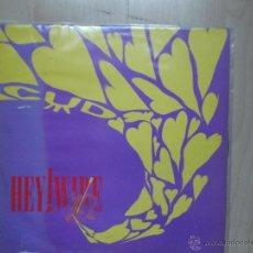 Discos de vinilo: CUD - HEY WIRE - IMAGINARY RECORDS 1990. Lote 46466088