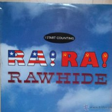 Discos de vinilo: I START COUNTING RA RA RAWHIDE 1988 MUTE. Lote 46466946