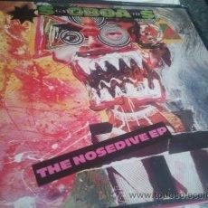 Discos de vinilo: GAYE BYKERS ON ACID ?– THE NOSEDIVE EP GENRE: ROCK STYLE: POST-PUNK, INDIE ROCK YEAR: 1987 . Lote 46467820