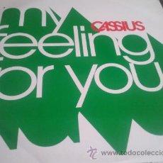 Discos de vinilo: CASSIUS MY FEELING FOR YOU . Lote 46468628