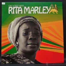 Discos de vinilo: PACK VINILO + CD - RITA MARLEY. Lote 46475617