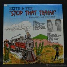 Discos de vinilo: VINILO KEITH & TEX MADE IN JAMAICA. Lote 46475724
